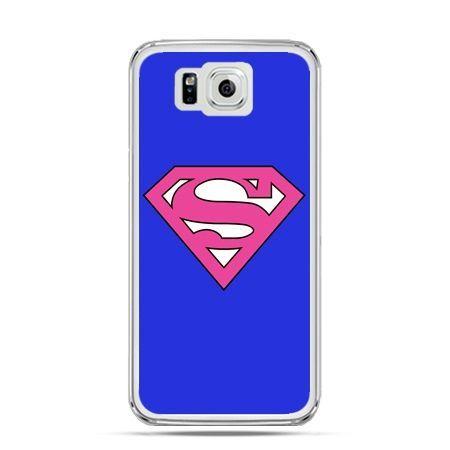 Galaxy Alpha etui Supergirl
