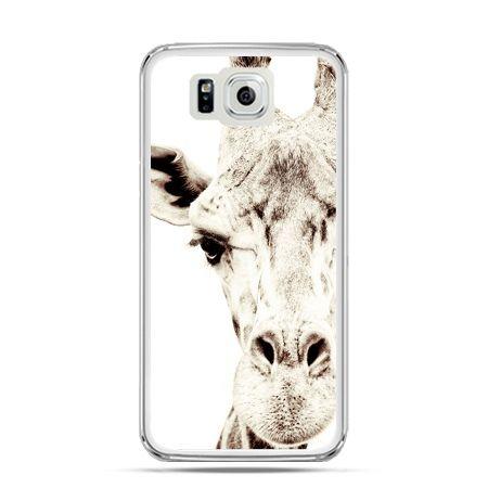 Galaxy Alpha etui żyrafa