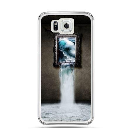 Galaxy Alpha etui obraz wodospad