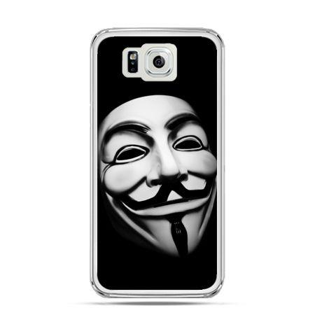 Galaxy Alpha etui maska Anonimus