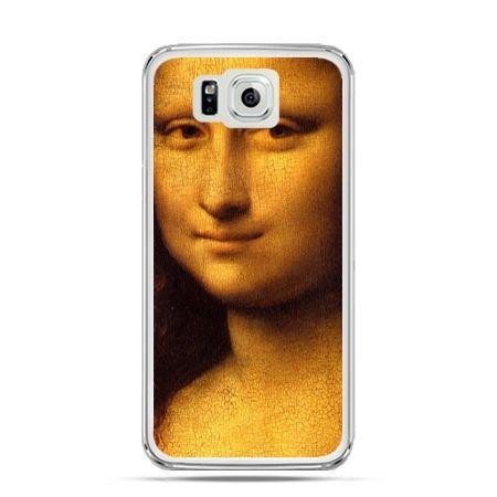 Galaxy Alpha etui Mona Lisa Da Vinci