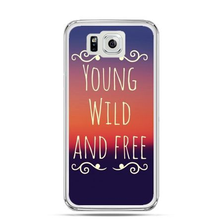 Galaxy Alpha etui Young wild and free