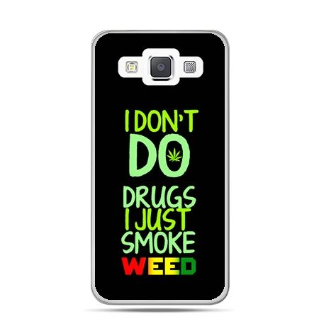 Galaxy J1 etui I don't do drugs