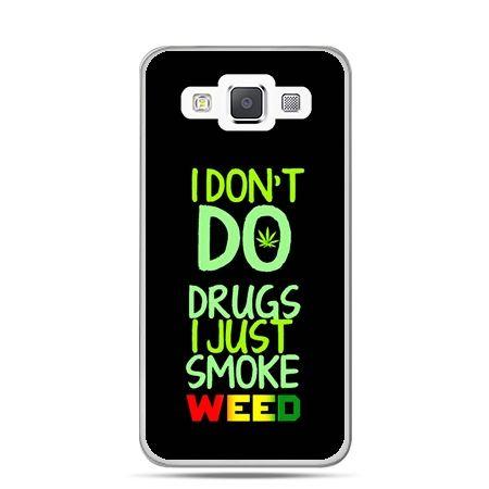 Galaxy J1 etui I don't do drugs