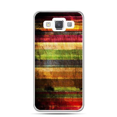 Galaxy J1 etui kolorowe deski