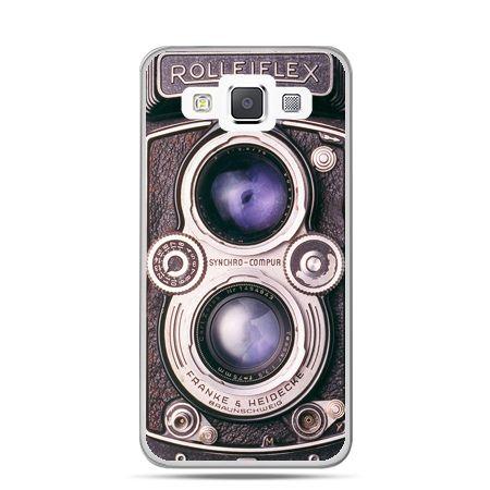 Galaxy J1 etui aparat Rolleiflex