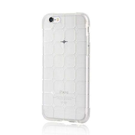 iPhone 5, 5s CubeProtect przezroczyste etui silikonowe.