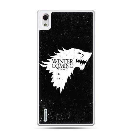 Huawei P7 etui Winter is coming