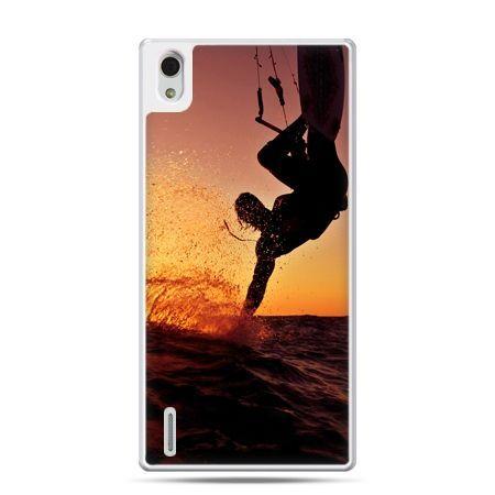 Huawei P7 etui surfer