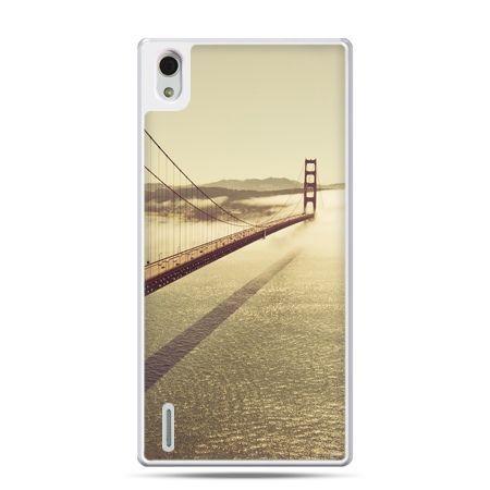 Huawei P7 etui Goldengate