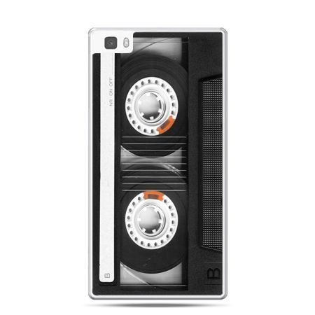 Huawei P8 etui taśma magnetofonowa