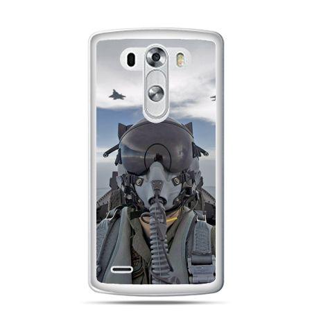 LG G4 etui pilot myśliwca