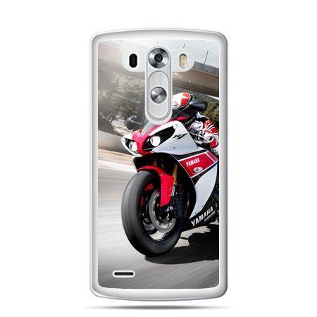 LG G4 etui motocykl ścigacz