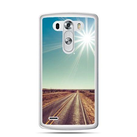 LG G4 etui słoneczna autostrada