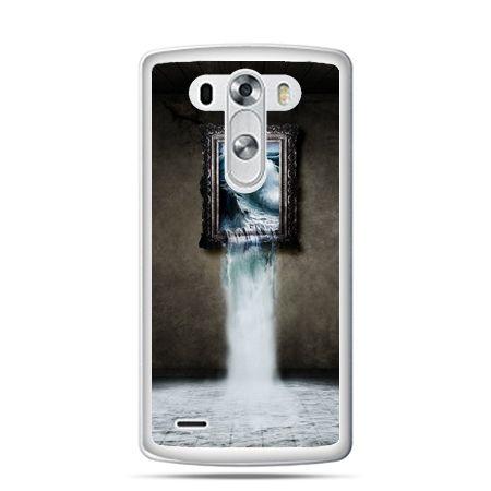 LG G4 etui obraz wodospad