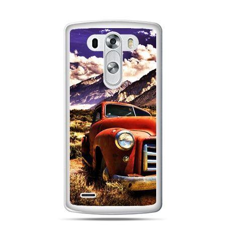 LG G4 etui retro pick-up