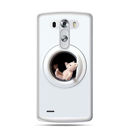 LG G4 etui miś w pralce