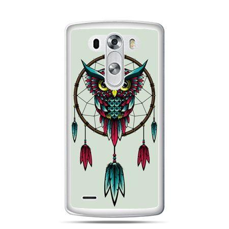 LG G4 etui sowa indiańska