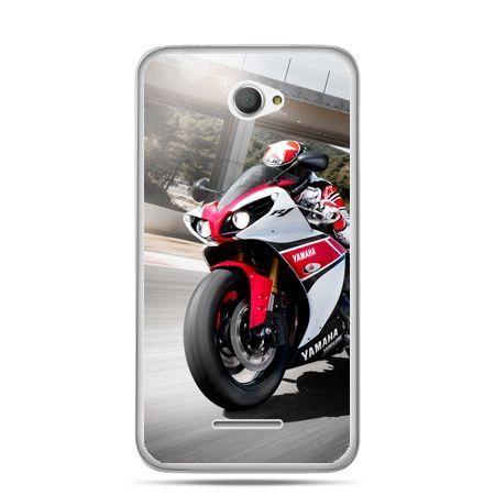Xperia E4 etui motocykl ścigacz
