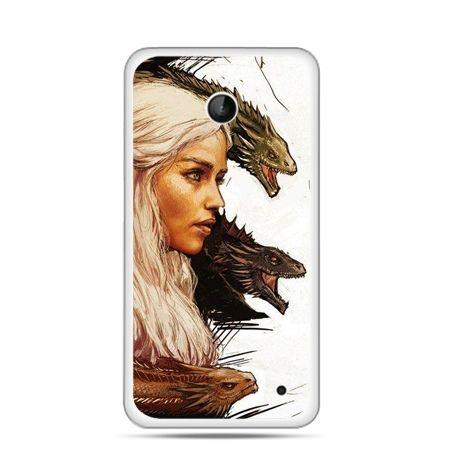 Nokia Lumia 630 etui Gra o Tron Daenerys Targaryen