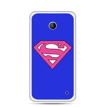Nokia Lumia 630 etui Supergirl