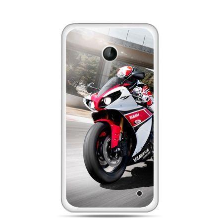 Nokia Lumia 630 etui motocykl ścigacz