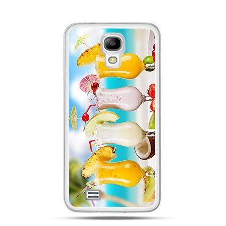 Etui czerwona rozgwiazda Samsung S4 mini
