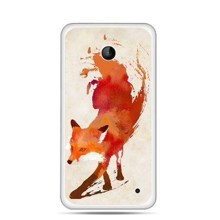 Nokia Lumia 630 etui lis watercolor