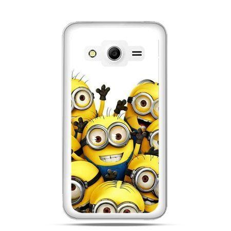 Etui na Galaxy Core 2 Minionki