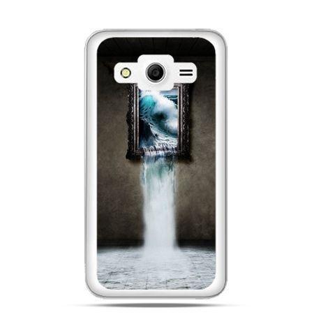 Etui na Galaxy Core 2 Obraz wodospad