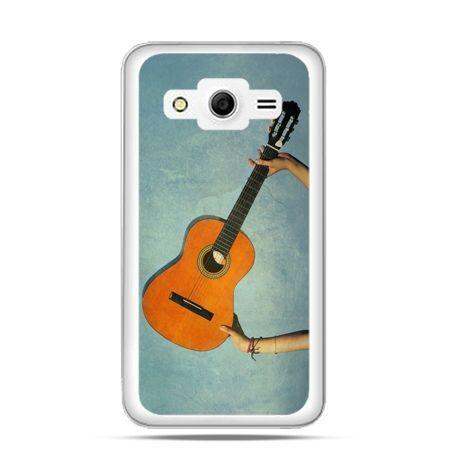 Etui na Galaxy Core 2 Gitara