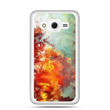 Etui na Galaxy Core 2 Kolorowy obraz