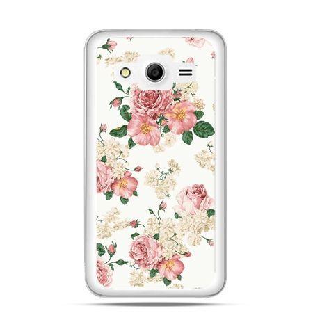 Etui na Galaxy Core 2 Polne kwiaty