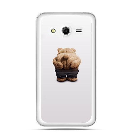 Etui na Galaxy Core 2 Miś Paddington