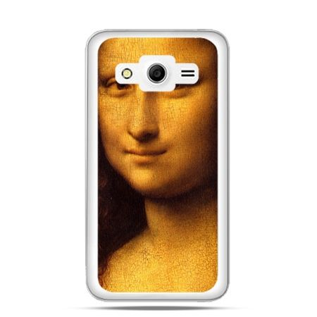 Etui na Galaxy Core 2 Mona Lisa Da Vinci