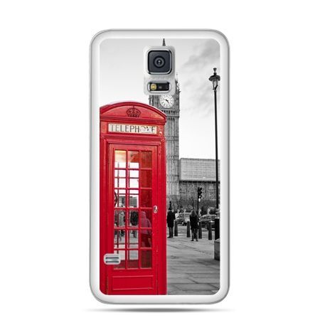Etui na Samsung Galaxy S5 mini Big Ben Londyn