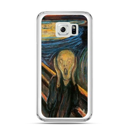 Etui na Galaxy S6 Krzyk Munka
