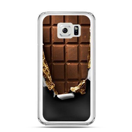 Etui na Galaxy S6 Czekolada