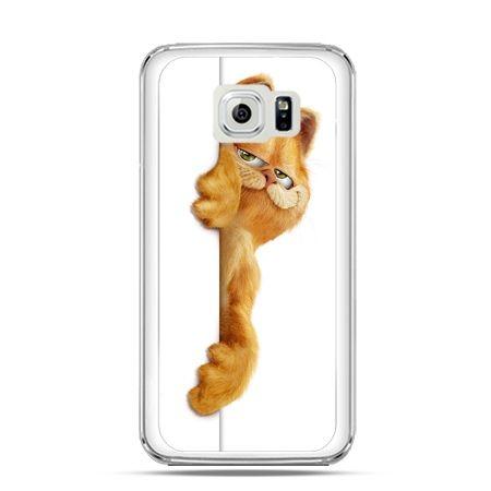Etui na Galaxy S6 Edge Kot Garfield
