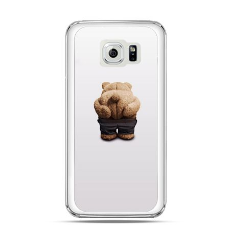 Etui na Galaxy S6 Edge Miś Paddington