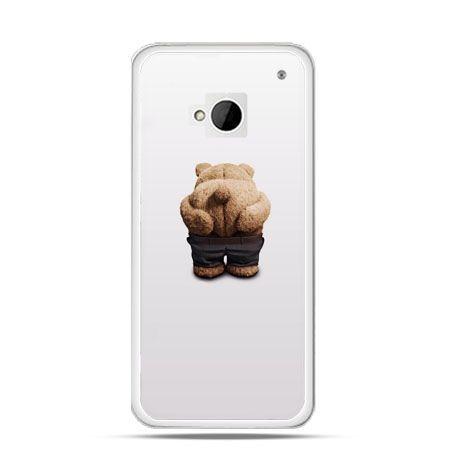 Etui na HTC One M7 Miś Paddington