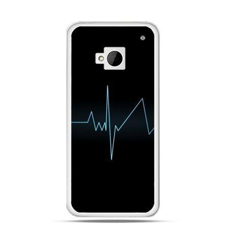 Etui na HTC One M7 Linia życia