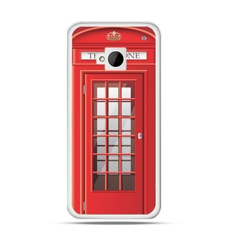 Etui na HTC One M7 Budka telefoniczna