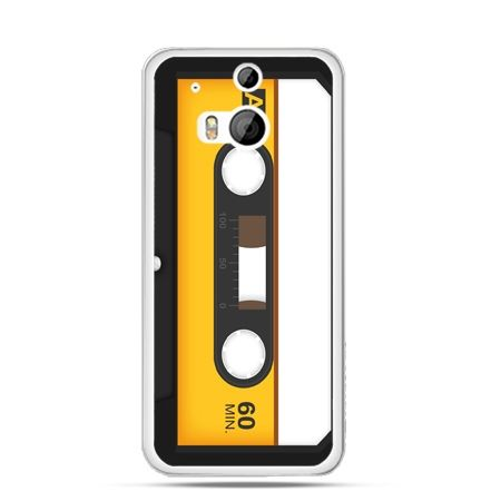 Etui na HTC One M8 Kaseta magnetofonowa