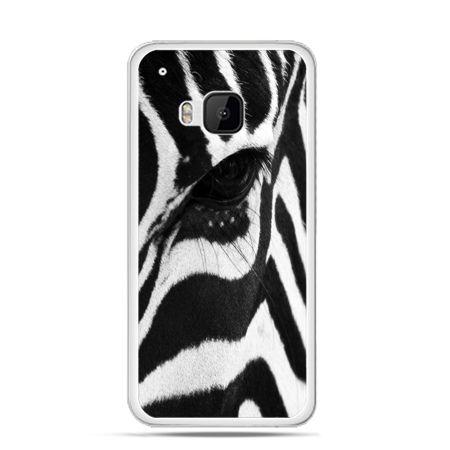Etui na HTC One M9 Zebra