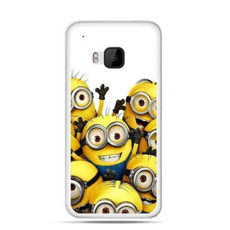Etui na HTC One M9 Minionki