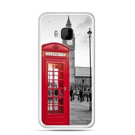 Etui na HTC One M9 Big Ben Londyn