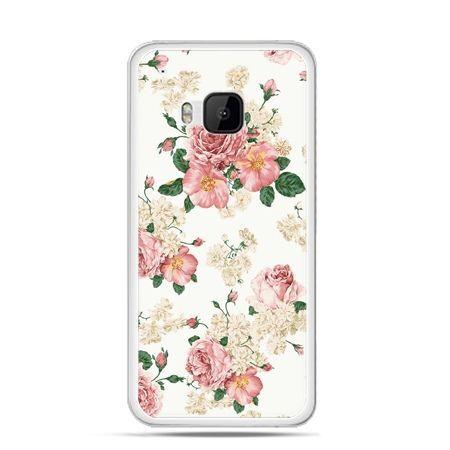 Etui na HTC One M9 Polne kwiaty