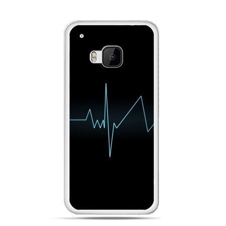 Etui na HTC One M9 Linia życia