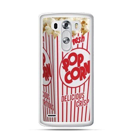 Etui na LG G3 Pop corn